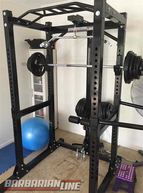 Cheap Power Rack by Micks Barbarian Power Cage System Review