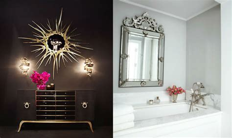 how to decorate with mirrors interior design tips how to decorate with a mirror