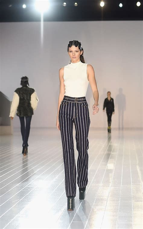 New Fashion Show by Kendall Jenner Marc Show New York Fashion Week