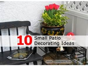 Small Patio Decorating Ideas Small Patio Decorating Ideas