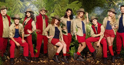 im a celeb get me out of here 2010 why i m a celebrity stars have to wear red socks in the