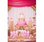 Karas Party Ideas Royal Princess Baby Shower