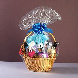 how to wrap gift baskets with cellophane cellophane shrink wrapper 28 quot x 40 quot for gift basket