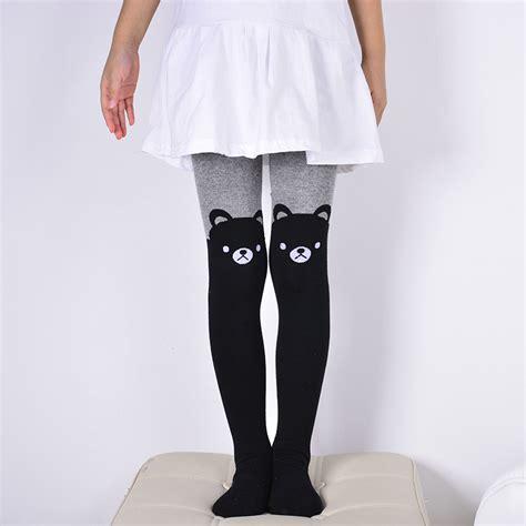 Baby Legging Bayi Korea Balita Cat 2016 new mouse korean kt cat baby tights cotton children baby