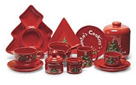 discontinued waechtersbach christmas tree dinnerware
