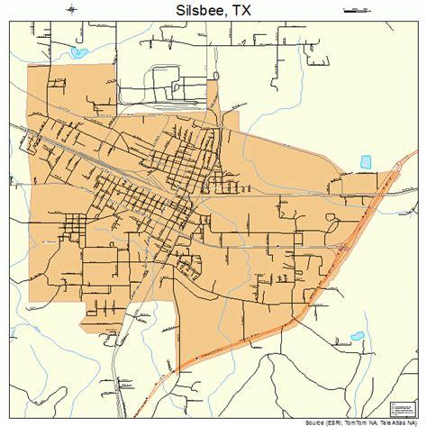 silsbee texas map silsbee texas map 4867832