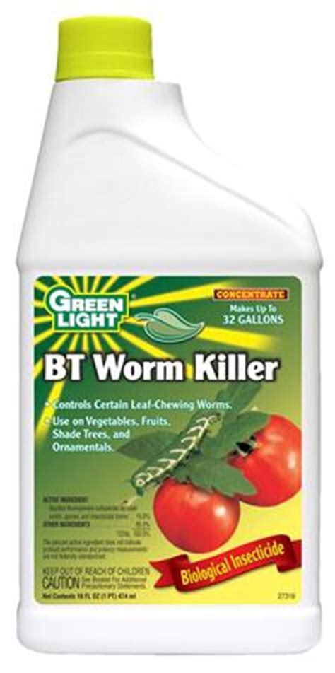worm killer bt spray images