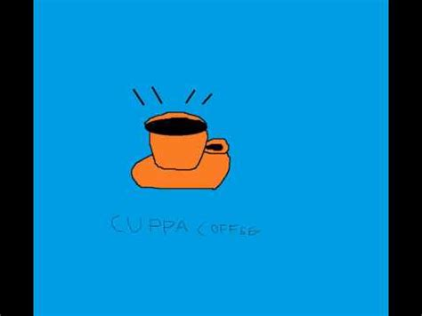 Cuppa Coffee cuppa coffee logo 1900