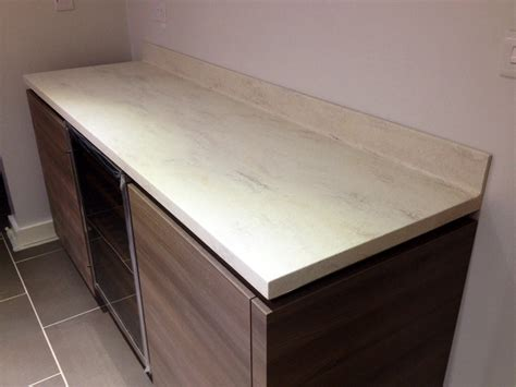 Kitchen Island Posts clam shell corian in cambridge ccs