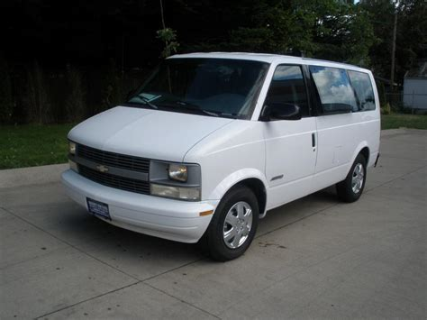 chevrolet cargo vans for sale 1997 chevrolet astro cargo cars for sale