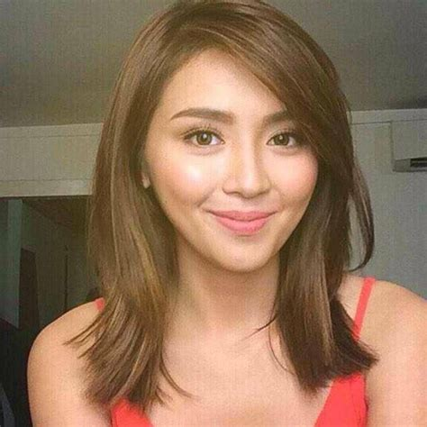 katrine bernardor hair color 52 best images about kathryn bernardo on pinterest