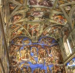 sistine chapel ceiling flickr photo