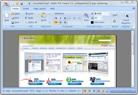 tutorial web creator pro 6 pdf soulinchuwea download abdio pdf creator 6 86