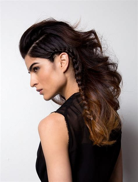plaited hair top stylist reveals the secrets to plaiting hair in 6 easy