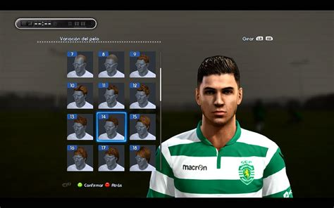 download hairstyles pes 2013 pes 2013 super pack peinado temporada 15 16 descargar