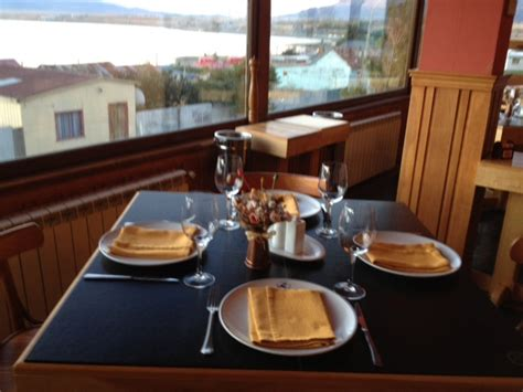 Table At Restaurant 4 Places To Dine In Natales Patagonia Chile