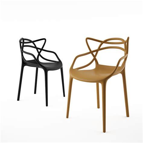 sedie simili kartell free 3d model masters chair by kartell on behance