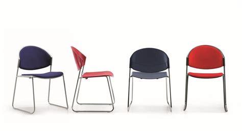 tappi per sedie sedia con base a slitta in metallo seduta in polimero