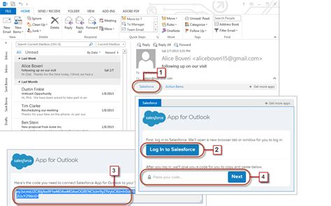 Microsoft Office Cloud Login Salesforce App For Outlook Always Asks To Sign In