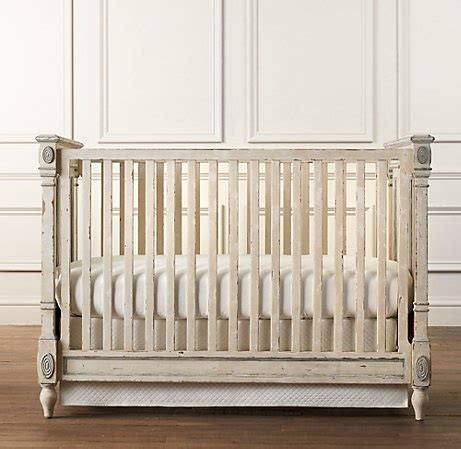 Jourdan Crib Restoration Hardware by Pin By Set Apart Designs On Rooms And Stuff