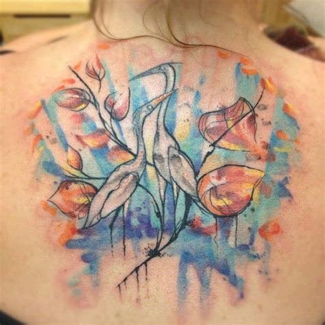 watercolor tattoos beautiful 126 best watercolor images on