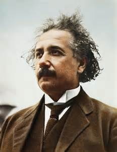 albert einstein in color and iconic photos of einstein celebrate his nobel win
