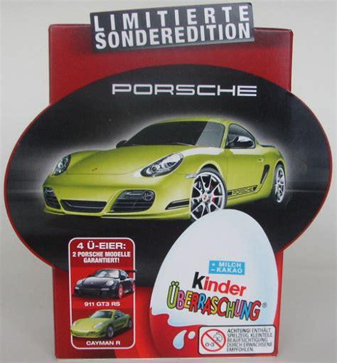 Ei Porsche Sonderedition by Porsche Limitierte Sonderedition 2012
