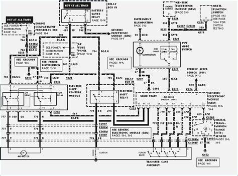 ford ranger wiring diagram 1998 wiring diagram