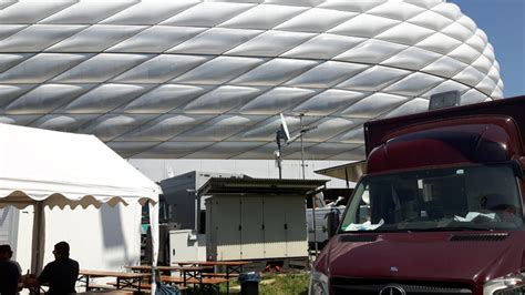 Audi Cup M Nchen by Audi Cup M 220 Nchen 3 Tage Crew Catering F 220 R