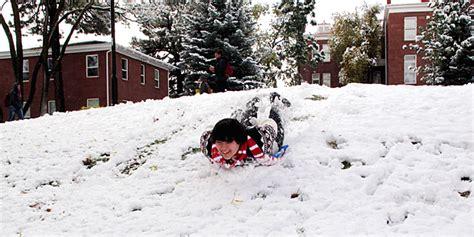 flagstaff snowfall northern arizona to see heavy snowfall weekend