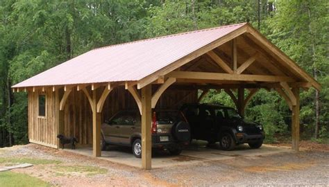 Permanent Carport by 20 Stylish Diy Carport Plans That Will Protect Your Car
