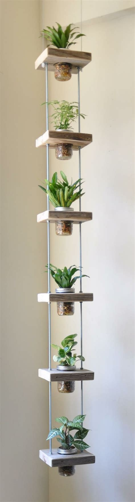 dishfunctional designs hanging basket herb garden diy 15 phenomenal indoor herb gardens