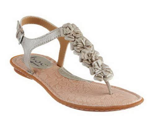 born flower sandals b o c by born foxglove leather t flower