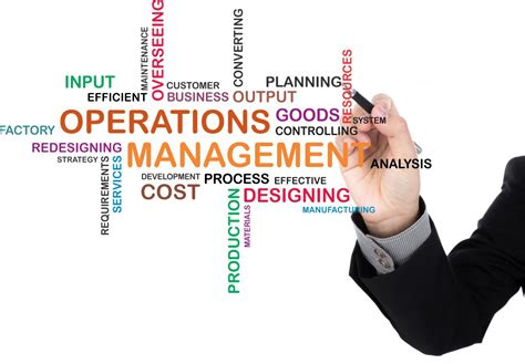 operation management importance of post graduation diploma in operations management