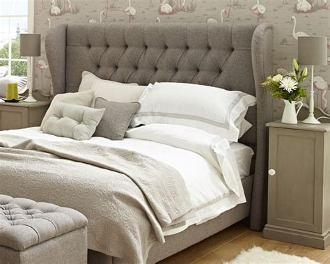 upholstered headboards size home ideas collection