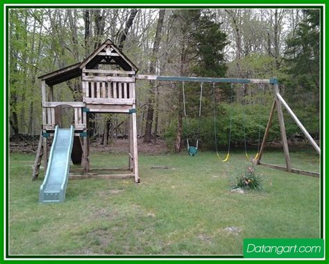 used swing sets used backyard swing sets outdoor furniture design and ideas