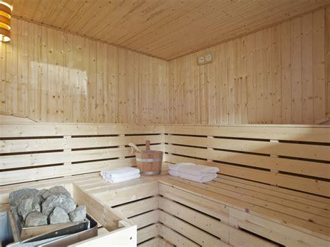 sauna im haus ferienwohnung deichresidenz norderney fewo 2 nordsee