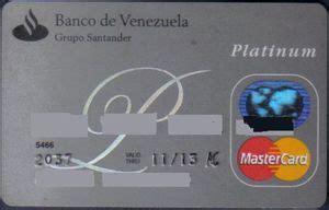 imagenes banco venezuela bank card banco de venezuela grupo santander banco de