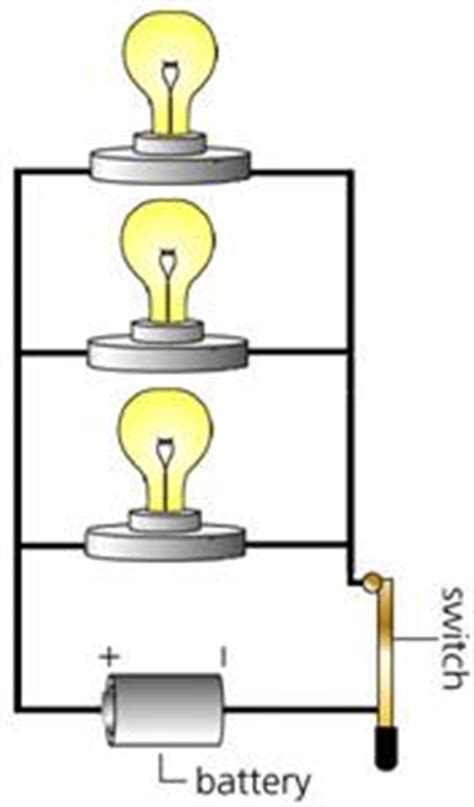 resistor in parallel with light bulb pwhs em basic circuits and ohm s