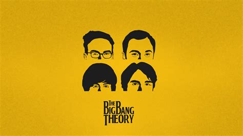 the big the big theory wallpapers high resolution and quality