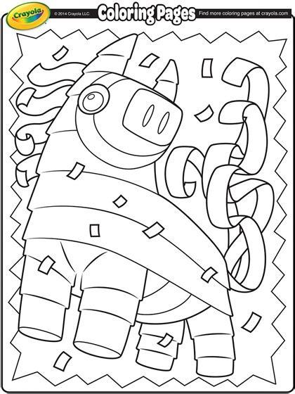 Ausmalbilder F 252 R Kinder Malvorlagen Und Malbuch Cinco Free Printable Cinco De Mayo Coloring Pages