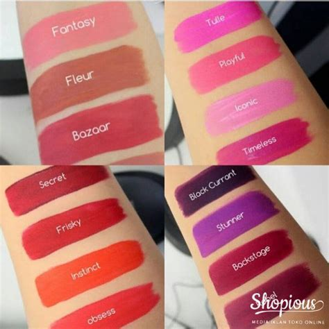 Lipstick Rossa Lasts Matte Lip matte pigment gloss sg cosmetique