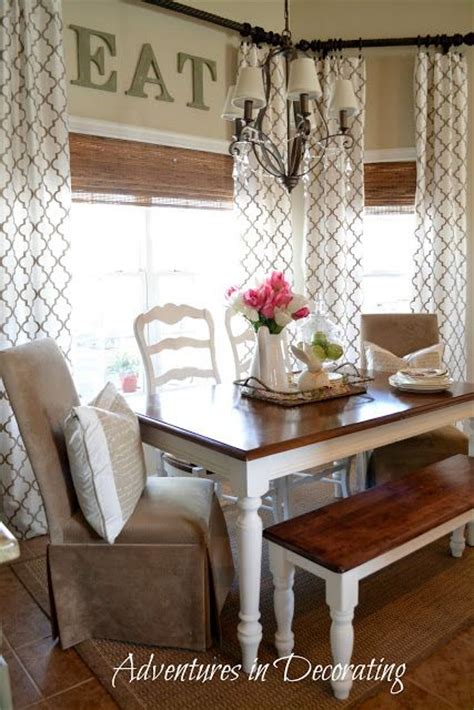 Kitchen Nook Curtains