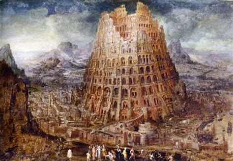 the rise of mystery babylon the tower of babel part 2 discovering parallels between early genesis and today volume 2 books babel tower babylon flickr photo