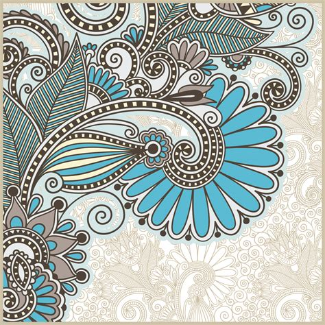 beautiful pattern beautiful pattern background 03 vector free vector 4vector