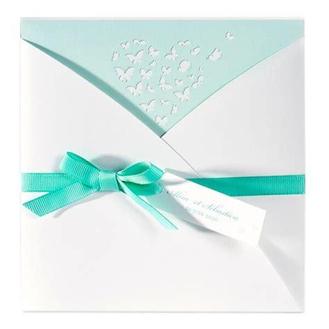 Einladungskarten Hochzeit Mint by Hochzeitseinladung In Mint Mit Schleife Weddix De