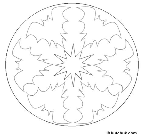 mandala coloring pages halloween halloween colorings mandalas monsters and witches