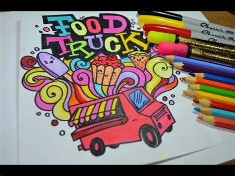 coq a doodle do food truck 1000 images about doodle on watches