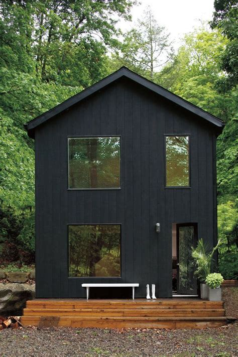 25 best ideas about black house on pinterest black house exterior house exterior design and