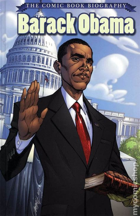 best barack obama biography book comic books in other obama comics